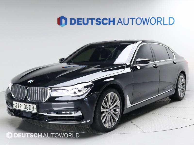 BMW 7시리즈(6세대) 750Li xDrive